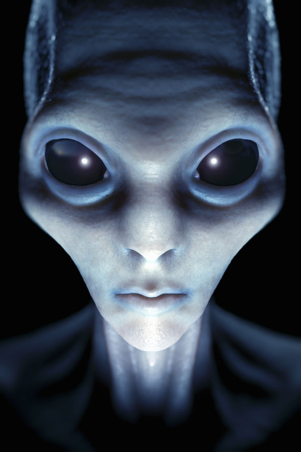 A poet on science ofAliens