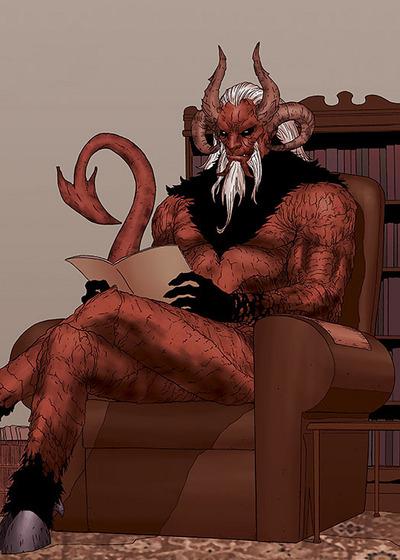 Satan Sues