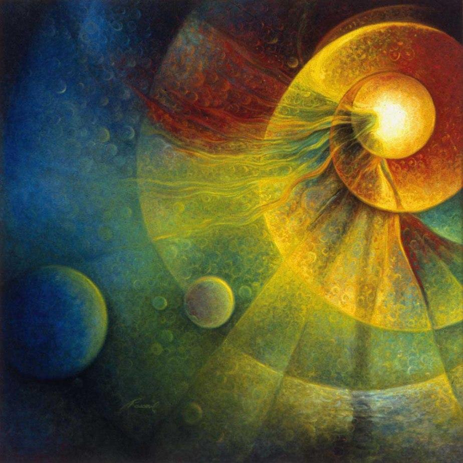 Origins of Philosophy and religion- Life in cosmicsea