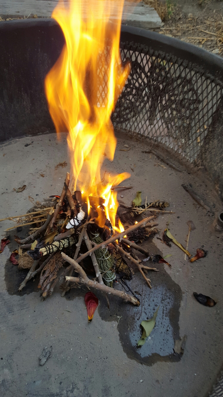 Vodka Pyre